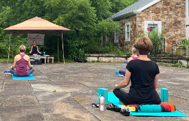 In-Person Yoga Events